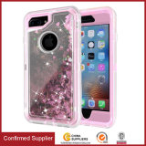 Liquid Glitter Heavy Duty Defense Phone Covers with Belt Clip