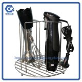 Household Kitchen Cabinet Metal Eggbeater Storage Rack