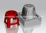 Plastic Chair Mold Design Manufacture Stool Seat Bench Mould