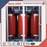 Epoxy Resin Cast 10kv 30-2500kVA 3 Phase Power Frequency Toroidal Transformer Dyn11 Yyn0