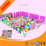 CE Approved Colorful Kids Indoor Soft Play Game Ground
