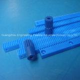 Machined Nylon Polyamide Gear Rack with Pinion