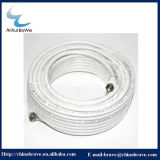 High Quality GB Shield RG6 Coaxial Cable for LNB/Dish/Antenna