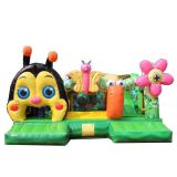 Bee Park Playground Inflatable Jumping Castle for Kids Chob562