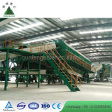 Municipal Garbage Cleaning Equipment Sorting System in Urban City