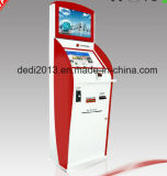 Payment Kiosk Touch Dual Screen with Cash Coin Acceptor