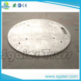 Truss Base Plate Round Base with Handle