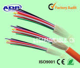Unarmoured Sm Simplex 1000Mbps Indoor Optical Fiber Cable