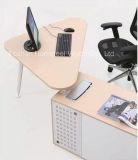 L Shape Manager Director Office Desk Furniture (HF-SI005)