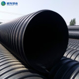Large Diameter Corrugated Double Wall HDPE Pipes