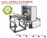 Chzd-P Bobbing Cutter Rolling Bag Making Machine