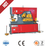 Brand New Q35y Series 16t Hydraulic Ironworker Made in China