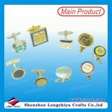 Custom Kinds of Shape Metal Business Cufflink