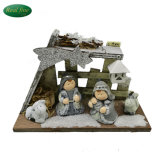 Gifts & Crafts Ceramic Christmas Nativity Scene