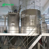 Large Scale Pharmaceutical Chemical Food Spray Dryer Machine
