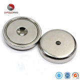 Cheap NdFeB Neodymium Pot Magnet/Cup Magnet with Countersunk