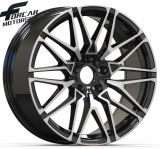 Aftermarket Colorful Alloy Wheels Flow Forming 20 Inch Car Rims