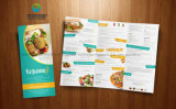 Flyer Printing Professional Restaurant Menu Booklet /Brochure Printing