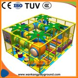 Factory Price Customized Children Soft Indoor Playground (WK-E180901A)