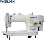 Wd-8700d Direct Drive Computer High-Speed Industrial Lockstitch Sewing Machine