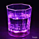Hot Sale Grateful Cute Flashing LED Light Cup Simple Bar Mug Drink Classical Personality Accessories Trend Accessory