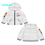 High Quality Customized Cheap Children Winter Hooded Jacket Kids Sports Hoody Jackets