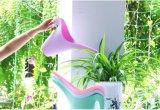 1L Hand Tools Garden Tools Plastic Watering Pot Pink Candy Color G-023