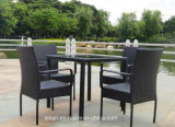 Rattan Table and Chair Set for Outdoor Garden Furniture (LL-RST004)