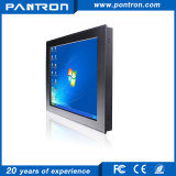 2 COM port 17 inch industrial panel PC with HDMI