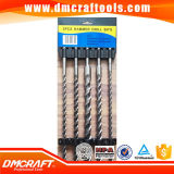 China Factory Quality 5PCS SDS-Plus Hammer Drill Bits