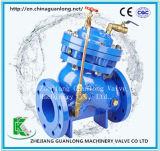(F745X) Double Chamber Automatic Hydraulic Float Ball Water Level Control Valve