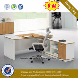 Wooden Desk Top L Shape Manager Office Table (HX-NT3283)