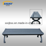 Hot Sales Aluminum Material Metal Garden Bench, Patio Furniture