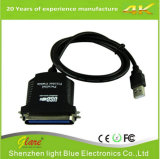 USB to 1284 Printer Cable