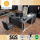 Contemporary Hot Selling Office Table with Leather (AT023A)