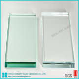 Competitive Price 4mm Ultra Clear Float Glass/ Low Iron Float Glass for Building and Window Glass