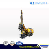 Multifunctional Hydraulic DTH Drill Rig with Diesel-Electric Dual Power System