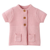 Fashion Manufacturer Custom Print Design Winter Knitted Cotton Kids Sweater Clothes Boy Girl