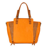 Best Selling and Good Quality PU Ladies Handbag (MBNO034120)