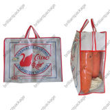 Customized Transparent PVC Blanket Quilt Bag