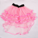 The Girls Danced in The Christmas Party Tutu Dress Bright Colour