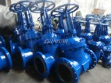 Carbon Steel Wedge Gate Valve for Water with Flange