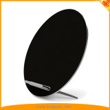 Bluetooth Stereo Speaker and Qi Fast Wireless Charger for Samsung and iPhone