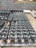 DIN cast iron stop valve PN16