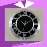 Customized Steel Wall Clock in Roman numeral PC-002