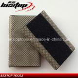 Electroplated Diamond Drainer Groove Hand Polishing Pads