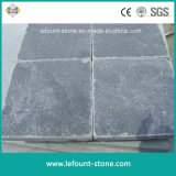 Tumbled China Natural Blue Limestone for Paving/Patio/Flooring/Curbstone/Kerbstone/Wall Cladding/Pool Edge/Window Sills/Bricks