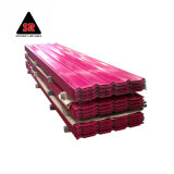 24 Gauge Corrugated Steel Roofing Sheethigh Strength Ral Color Galvanized Roofing Sheet Tile