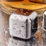 Wine Stone Stainless Steel Cooling Cube