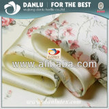 Digital Printed Shinny Italian Silk Satin Fabric